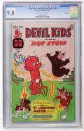 Bronze Age (1970-1979):Cartoon Character, Devil Kids #70 File Copy (Harvey, 1975) CGC NM/MT 9.8 Off-white towhite pages....