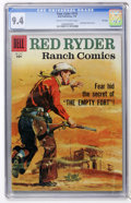Silver Age (1956-1969):Western, Four Color #916 Red Ryder Ranch Comics - File Copy (Dell, 1958) CGCNM 9.4 Cream to off-white pages....