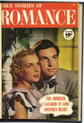 Golden Age (1938-1955):Romance, True Stories of Romance #2 and 3 Bound Volume (FawcettPublications, 1950)....