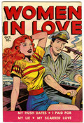 Golden Age (1938-1955):Romance, Women in Love #2 (Fox Features Syndicate, 1949) Condition:FN/VF....