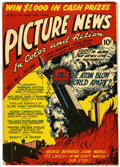 Golden Age (1938-1955):Non-Fiction, Picture News #1 (Lafayette Street Corp., 1946) Condition: VG+....