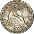 Seated Half Dimes, 1848-O H10C MS66 PCGS....