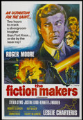 """Movie Posters:Action, The Fiction Makers (MGM, 1968). British One Sheet (27"""" X 40""""). Action...."""