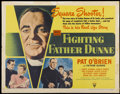 """Movie Posters:Drama, Fighting Father Dunne (RKO, 1948). Half Sheet (22"""" X 28"""") Style A. Drama...."""