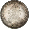 Early Half Dollars, 1806 50C Pointed 6, Stem XF40 ANACS....