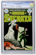 Bronze Age (1970-1979):Horror, House of Secrets #115 (DC, 1974) CGC NM/MT 9.8 Off-white to whitepages....