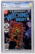 Bronze Age (1970-1979):Horror, The Witching Hour #79 (DC, 1978) CGC NM+ 9.6 Off-white to whitepages....