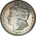 Proof Morgan Dollars, 1878 7TF $1 Reverse of 1878 PR63 PCGS....