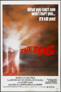 "Movie Posters:Horror, The Fog (Avco Embassy, 1980). One Sheet (27"" X 41""). Horror...."