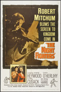"Movie Posters:War, The Night Fighters (United Artists, 1960). One Sheet (27"" X 41"").War. Also known as A Terrible Beauty...."