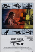 """Movie Posters:Action, McQ (Warner Brothers, 1974). One Sheet (27"""" X 41""""). Action...."""