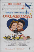 "Movie Posters:Musical, Oklahoma! (RKO, 1955). One Sheet (27"" X 41""). Musical...."