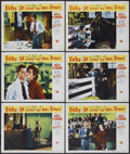 "Movie Posters:Comedy, Francis Covers the Big Town (Universal International, 1953). Lobby Cards (6) (11"" X 14""). Comedy.... (Total: 6 Items)"