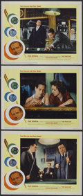 """Movie Posters:Sports, The Hustler (20th Century Fox, R-1964). Lobby Cards (3) (11"""" X 14""""). Sports.... (Total: 3 Items)"""