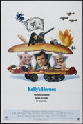 """Movie Posters:War, Kelly's Heroes (MGM, 1970). One Sheet (27"""" X 41"""") Style B. War...."""