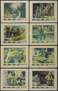 "Rio Bravo (Warner Brothers, 1959). Lobby Card Set of 8 (11"" X 14""). Western.... (Total: 8 Items)"