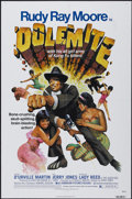 "Movie Posters:Blaxploitation, Dolemite (Dimension, 1975). One Sheet (27"" X 41"").Blaxploitation...."