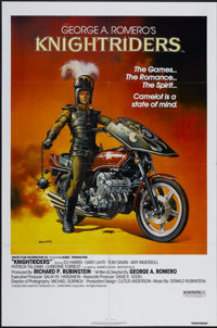 """Knightriders (Warner Brothers, 1981). One Sheet (27"""" X 41""""). Action"""