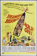 "Movie Posters:Rock and Roll, Hold On! (MGM, 1966). One Sheet (27"" X 41""). Rock and Roll...."