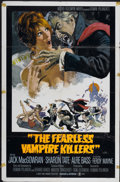 """Movie Posters:Comedy, The Fearless Vampire Killers (MGM, 1967). International One Sheet (27"""" X 41"""") Style B. Comedy...."""