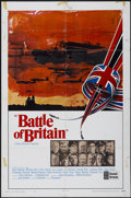 """Movie Posters:War, Battle of Britain (United Artists, 1969). One Sheet (27"""" X 41"""")Style A. War...."""