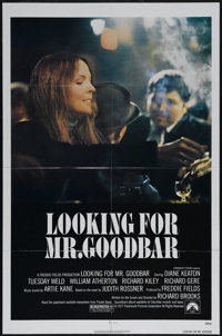 "Looking for Mr. Goodbar (Paramount, 1977). One Sheet (27"" X 41""). Drama"