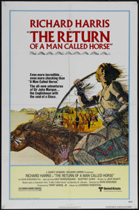 """The Return of a Man Called Horse (United Artists, 1976). One Sheet (27"""" X 41""""). Western"""