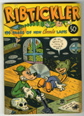 "Golden Age (1938-1955):Funny Animal, Fox Giants Ribtickler - Davis Crippen (""D"" Copy) pedigree (FoxFeatures Syndicate, 1945) Condition: FN/VF.... (Total: 0)"