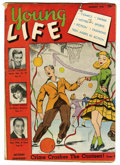 "Golden Age (1938-1955):Non-Fiction, Young Life #1 Davis Crippen (""D"" Copy) pedigree (New AgePublishers, 1945) Condition: VG+...."