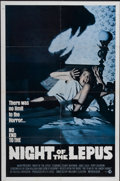 "Movie Posters:Horror, Night of the Lepus (MGM, 1972). One Sheet (27"" X 41""). Horror...."