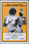 "Movie Posters:Comedy, Fuzz (United Artists, 1972). International One Sheet (27"" X 41"").Comedy...."