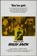 "Movie Posters:Action, Billy Jack (Warner Brothers, 1971). One Sheet (27"" X 41"").Action...."