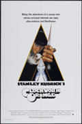 """Movie Posters:Science Fiction, A Clockwork Orange (Warner Brothers, 1971). International One Sheet(27"""" X 41""""). Science Fiction...."""
