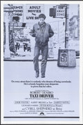 "Movie Posters:Crime, Taxi Driver (Columbia, 1976). One Sheet (27"" X 41"") Tri-Folded.Crime...."
