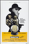 """Movie Posters:Hitchcock, Family Plot (Universal, 1976). One Sheet (27"""" X 41"""") Tri-Folded. Hitchcock...."""
