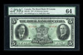 Canadian Currency: , Montreal, PQ- The Royal Bank of Canada $5 Jan. 3, 1927 Ch. #630-14-02. ...