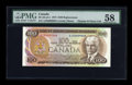 Canadian Currency: , BC-52aA-i $100 1975. ...