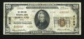 National Bank Notes:Maine, Portland, ME - $20 1929 Ty. 2 The Portland NB Ch. # 4128. ...