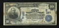 National Bank Notes:Pennsylvania, Hanover, PA - $10 1902 Date Back Fr. 616 The First NB Ch. # (E)187. ...