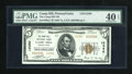 National Bank Notes:Pennsylvania, Camp Hill, PA - $5 1929 Ty. 2 The Camp Hill NB Ch. # 12380. ...