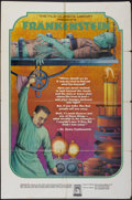 "Movie Posters:Horror, Frankenstein (Film Classics Library, 1974). Book Poster (30"" X 44.75""). Horror...."