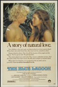 "Movie Posters:Adventure, The Blue Lagoon (Columbia, 1980). One Sheet (27"" X 41"") andPressbook (8.5"" X 14""). Adventure.... (Total: 2 Items)"
