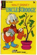 Bronze Age (1970-1979):Cartoon Character, Uncle Scrooge #105 Signed by Carl Barks (Gold Key, 1973) Condition:VF+....