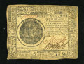 Colonial Notes:Continental Congress Issues, Continental Currency May 9, 1776 $7 Extremely Fine....