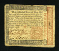 Colonial Notes:Pennsylvania, Pennsylvania March 20, 1771 5s About New....