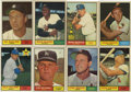 Baseball Cards:Lots, 1961 Topps Baseball Collection (608). Offered is a collection of 608 cards, 335 different, from the 1961 Topps Baseball iss...