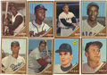 Baseball Cards:Lots, 1962 Topps Baseball Collection (225) . Offered is a collection of225 cards from the 1962 Topps issue. Plenty of stars are ...