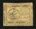 Colonial Notes:Continental Congress Issues, Continental Currency November 29, 1775 $5 Fine-Very Fine....