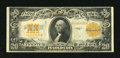 Large Size:Gold Certificates, Fr. 1187 $20 1922 Gold Certificate Very Fine+....