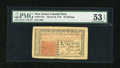 Colonial Notes:New Jersey, New Jersey March 25, 1776 30s PMG About Uncirculated 53 EPQ....